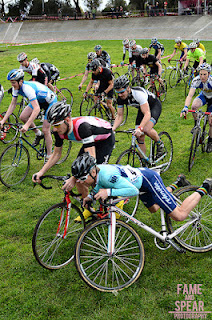 And they're off! © Andy Rogers