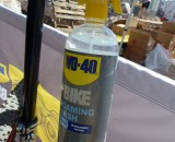 WD-40 has committed to cycling through their new product line and sponsorship of the USGP series. Cyclocross Magazine