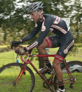 Christian Favata took the win at the Uncle Sam GP of Cyclocross
