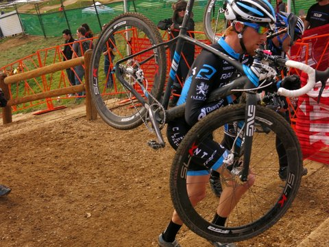 Berden took the win at the Boulder Cup race on Saturday. © Yoon Son