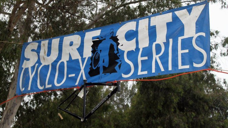 Welcome to the Surf City Cyclocross Halloween Weekend, Aptos High School