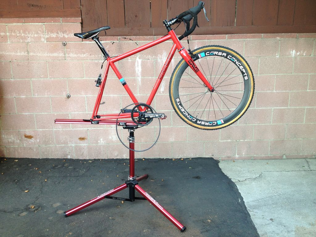 Review Feedback Sports Euro Style Sprint Work Stand