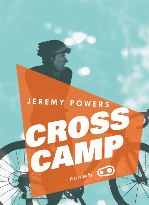 Learn JPows Cross Camp cyclocross secrets in this DVD.