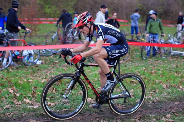 Josh Johnson at OVCX Brookside. © Kent Baumgardt