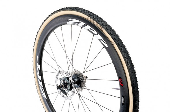 Zipp's new 303 Firecrest disc brake carbon tubular wheelset. photo: Zipp