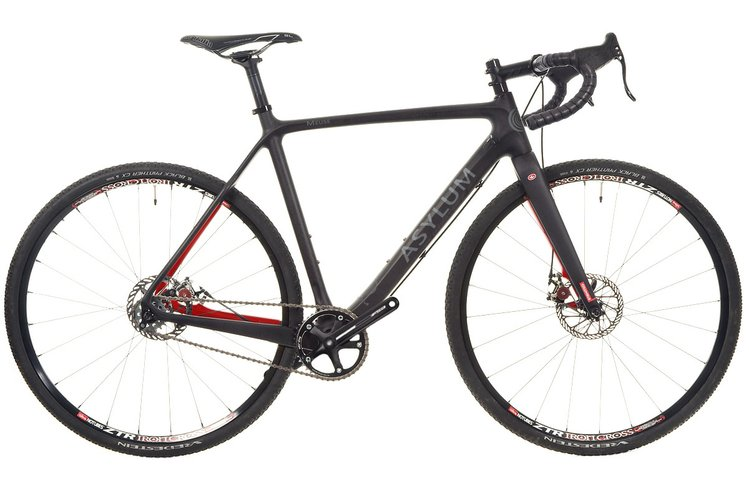 Asylum Cycles Turns to Crowd Supply to Create Its Meuse Carbon Disc ...