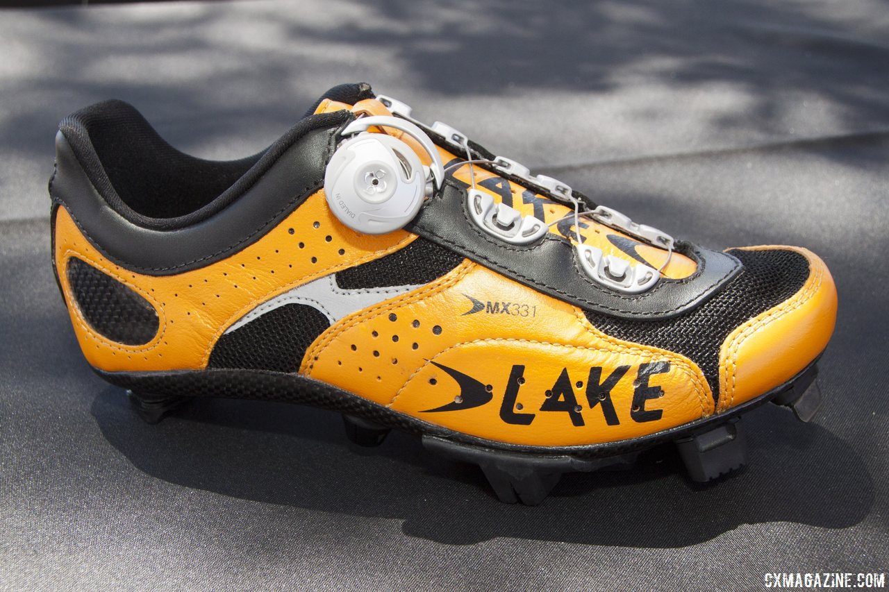 e8f445f14f2739 Lake Cycling to Release Cyclocross-Specific MX331 Shoe - Cyclocross ...