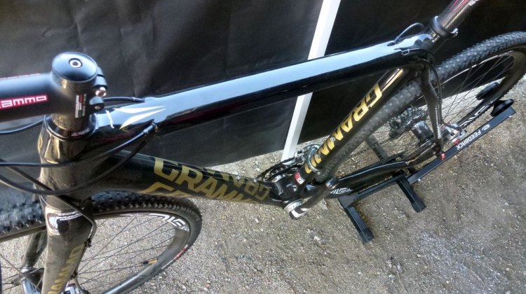 Introduced at Sea Otter in 2012, the Grammo Paru is finally available for purchase. © Cyclocross Magazine