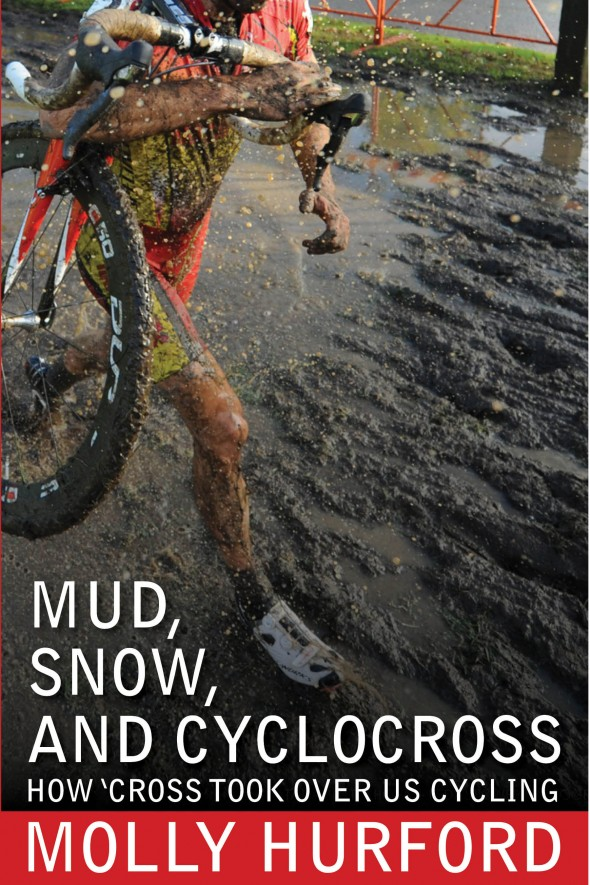 Mud snow and cyclocross