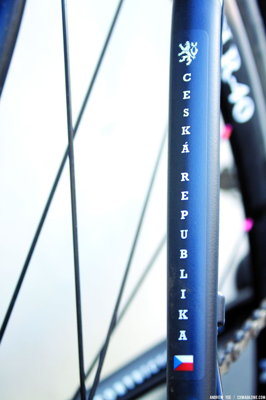 Cyclocross Bike Review: Fort Victor CX - Cyclocross Magazine ...