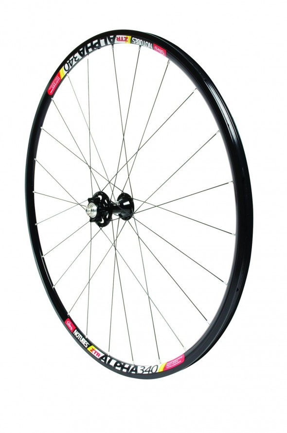 The new NoTubes Alpha 340 Disc.