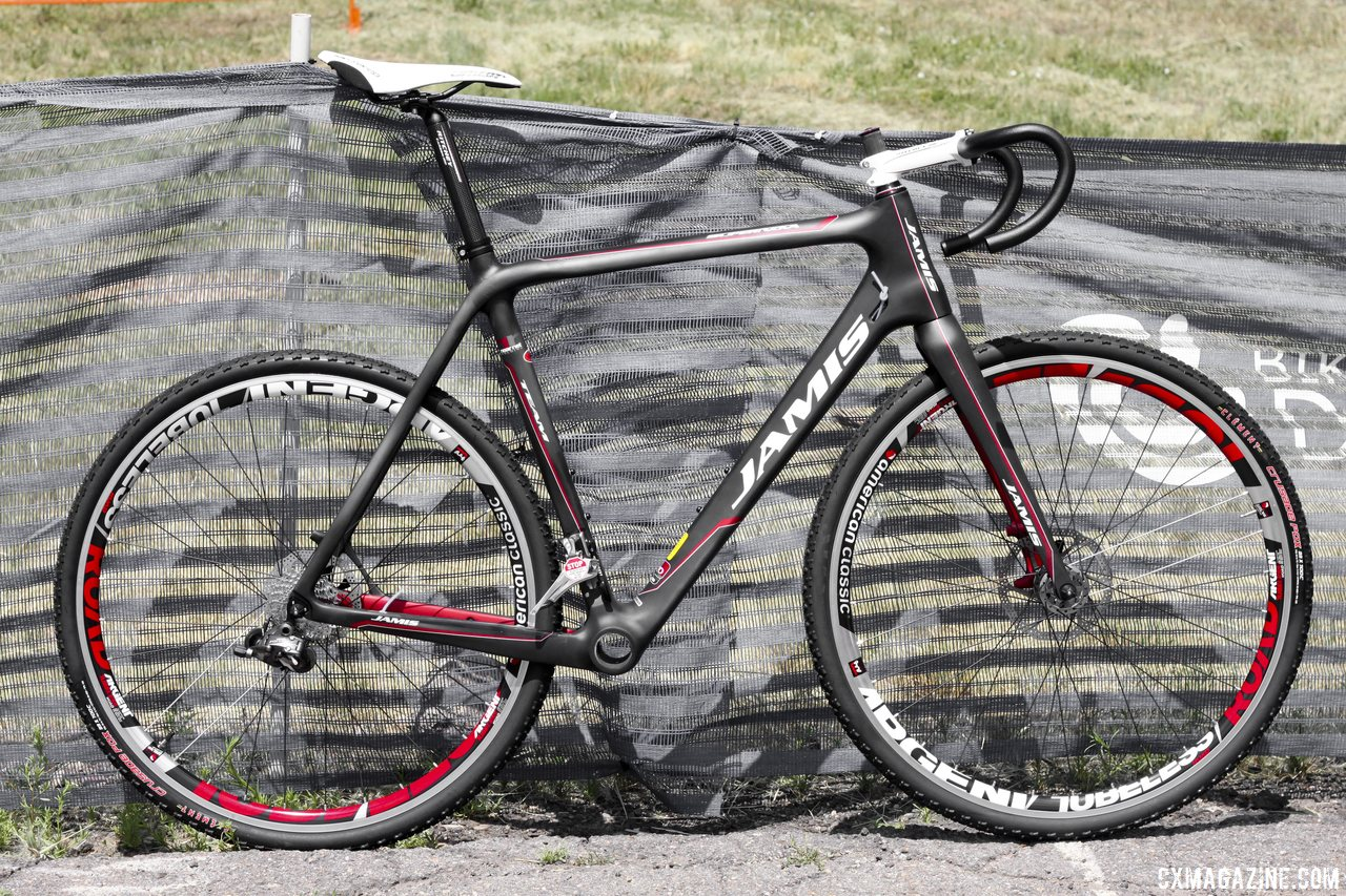 Jamis Showcases New Supernova Team Cyclocross Bike For 2014