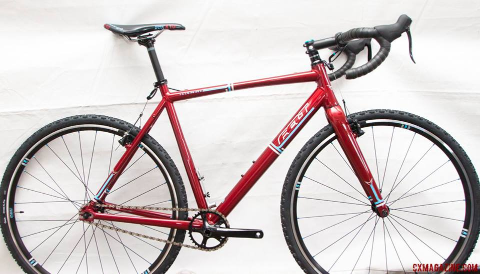 Felt Launches 2014 Breed Singlespeed F3x Carbon And F75x