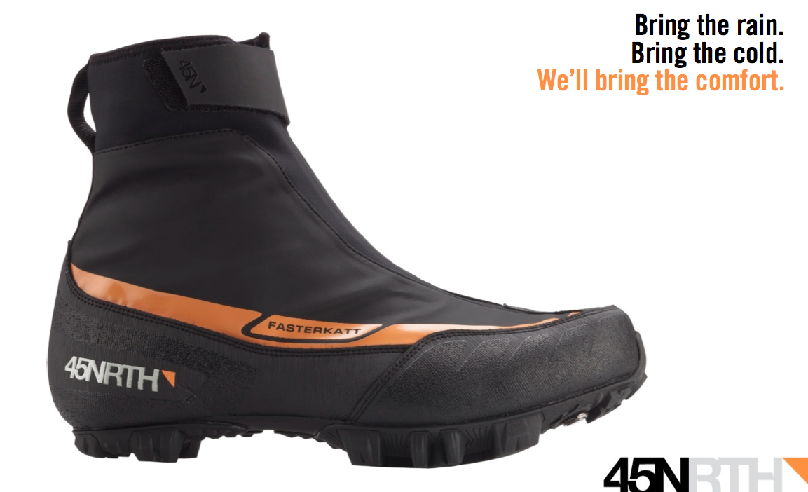hot sales huge inventory look for 45North Introduces New Waterproof Cycling Boot: Fasterkatt ...