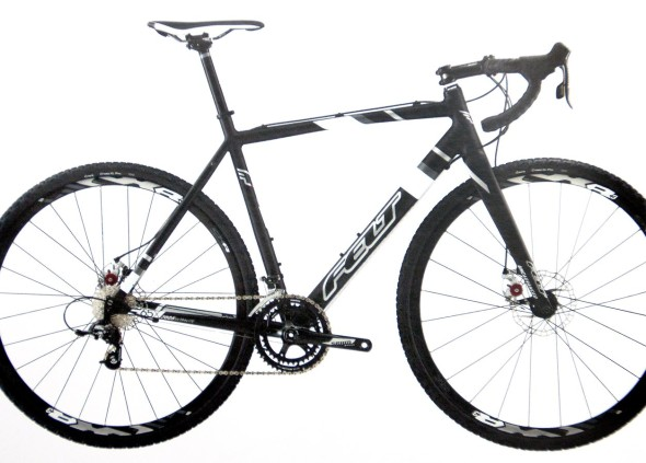 Felt 2014 F65x Aluminum Cyclocross Bike. photo: courtesy