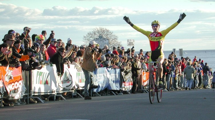 The Gran Prix of Gloucester returns for its 15th edition. © Mark Abramson / Cyclocross Magazine