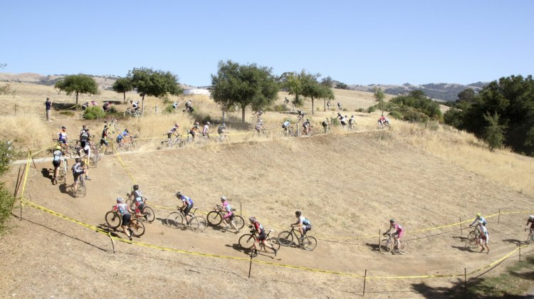 After a seven year hiatus, cyclocross returns to Santa Clara country for the second weekend in a row. © Cyclocross Ma