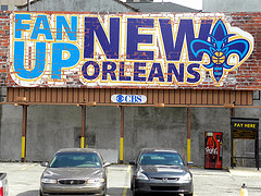 New Orleans: 'Cross is here. © Jason Paris via Flickr