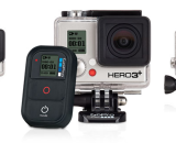 GoPro launches new GoPro Hero 3+ POV video camera, with White, Silver and Black editions.