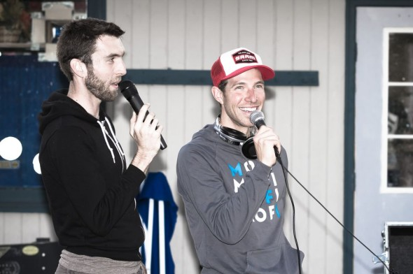 The event featured announcing from internet celebrity Ryan Kelly and DJing from genuine celebrity Jeremy Powers. © Todd Prekaski