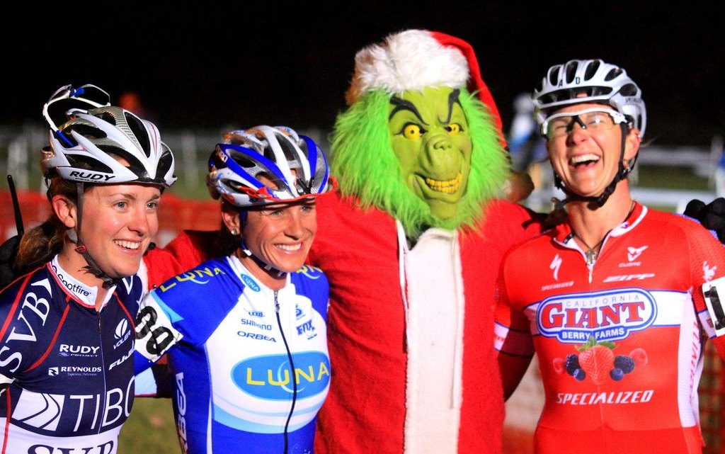 Miller, Nash, Grinch and Miller. © Michael McColgan