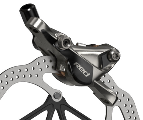 SRAM Red22 Hydraulic disc brake.