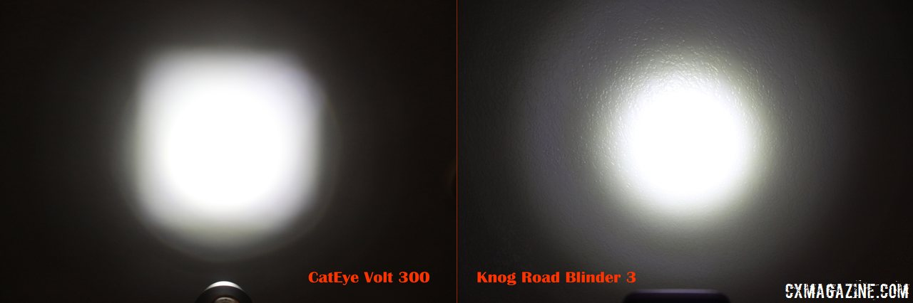 Lit Up And Reviewed Cateye Volt 300 Led Light 300 Lumens A