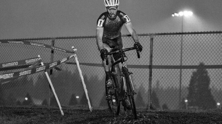 at Canadian Cyclocross Nationals 2013. © Doug Brons
