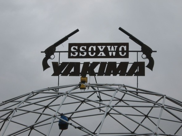SSCXWC has gone big-time, and corporations like Yakima go all-out in their creative support. Jimmy Cavalieri