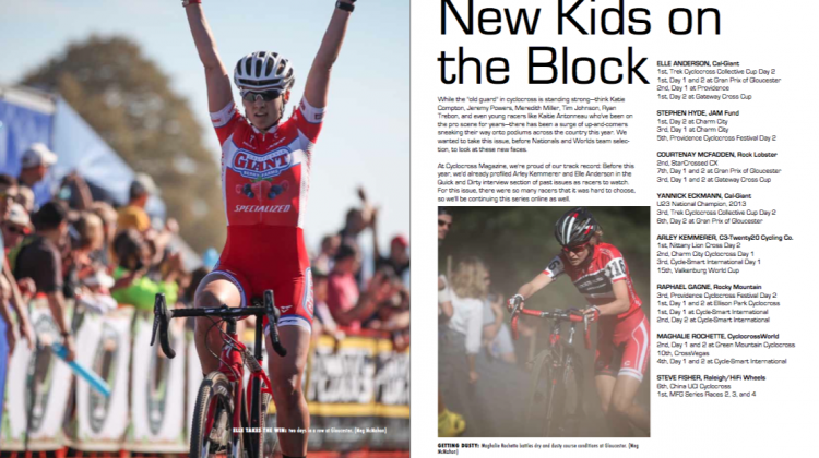 New kids on the block Issue 23