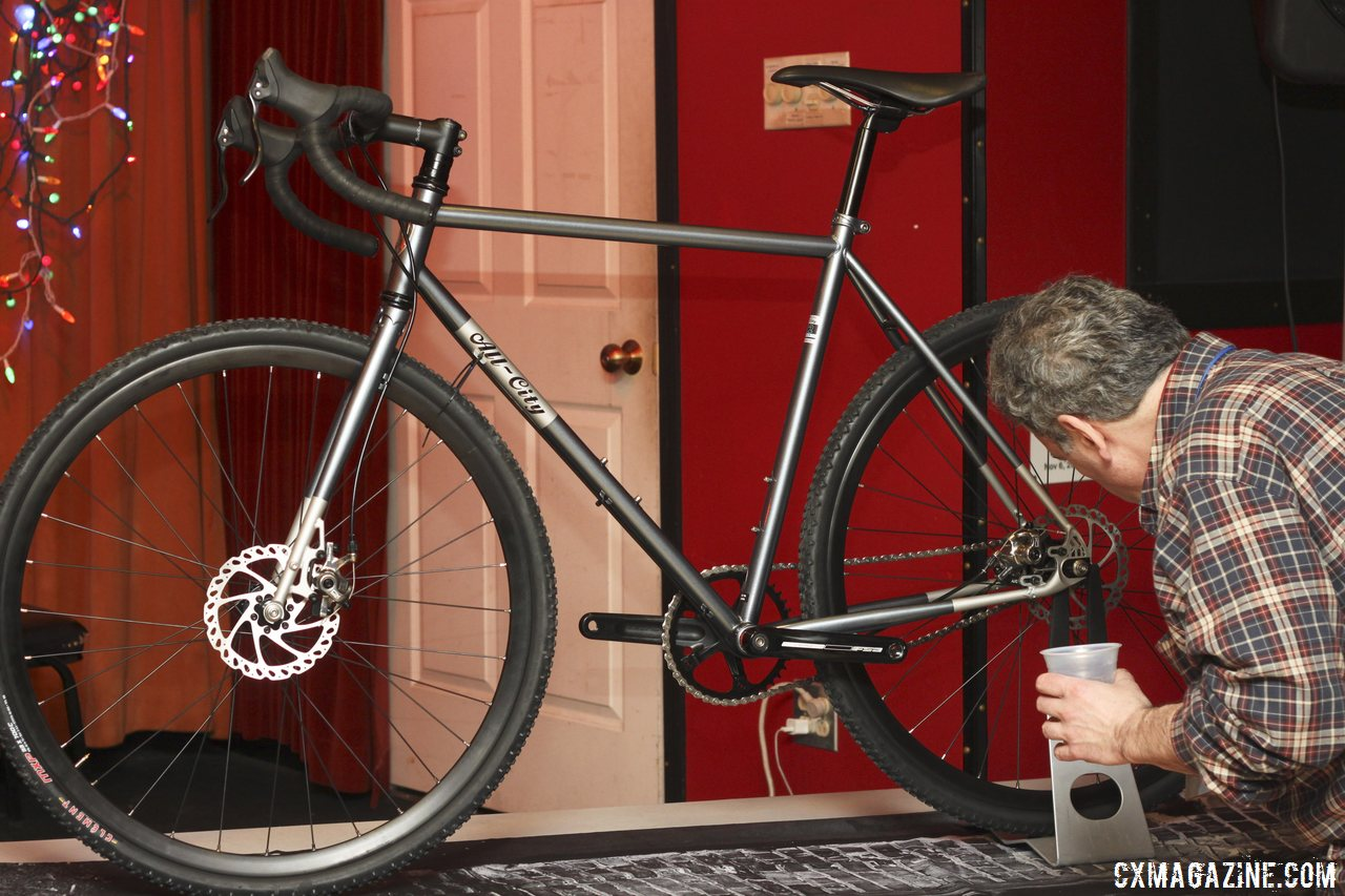 how to add disk brakes to bike