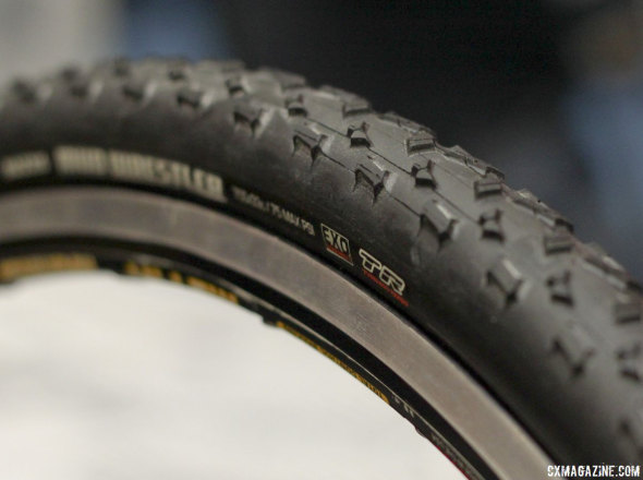 Maxxis now has a TR (Tubeless Ready) version of its Mud Wrestler