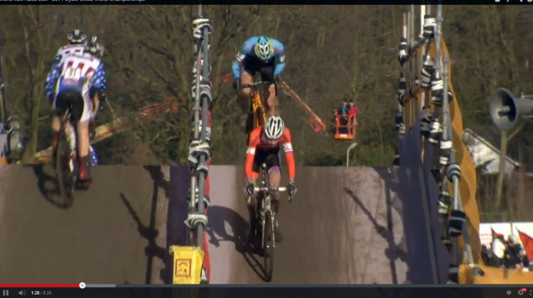 u23 2014 cyclocross world championships men wout van aert