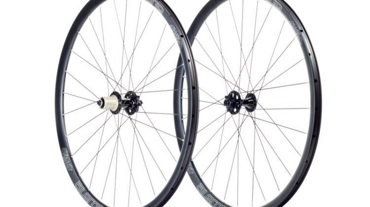 Velocity's new Aileron Pro disc brake wheelset.