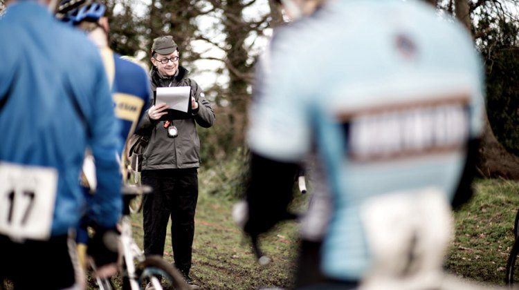 at London League Cyclocross Dartford. © David Pearce