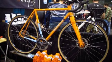 Breadwinner at NAHBS 2014. © James Thomas