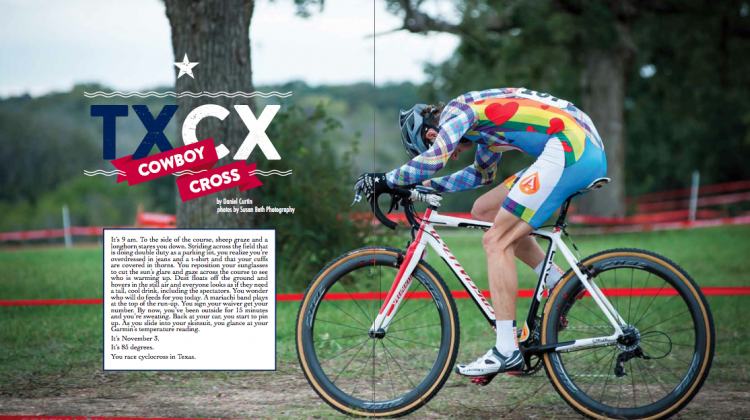 Issue 23 Cowboy Cross