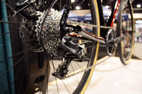 Alchemy at NAHBS 2014. © Iain Banks