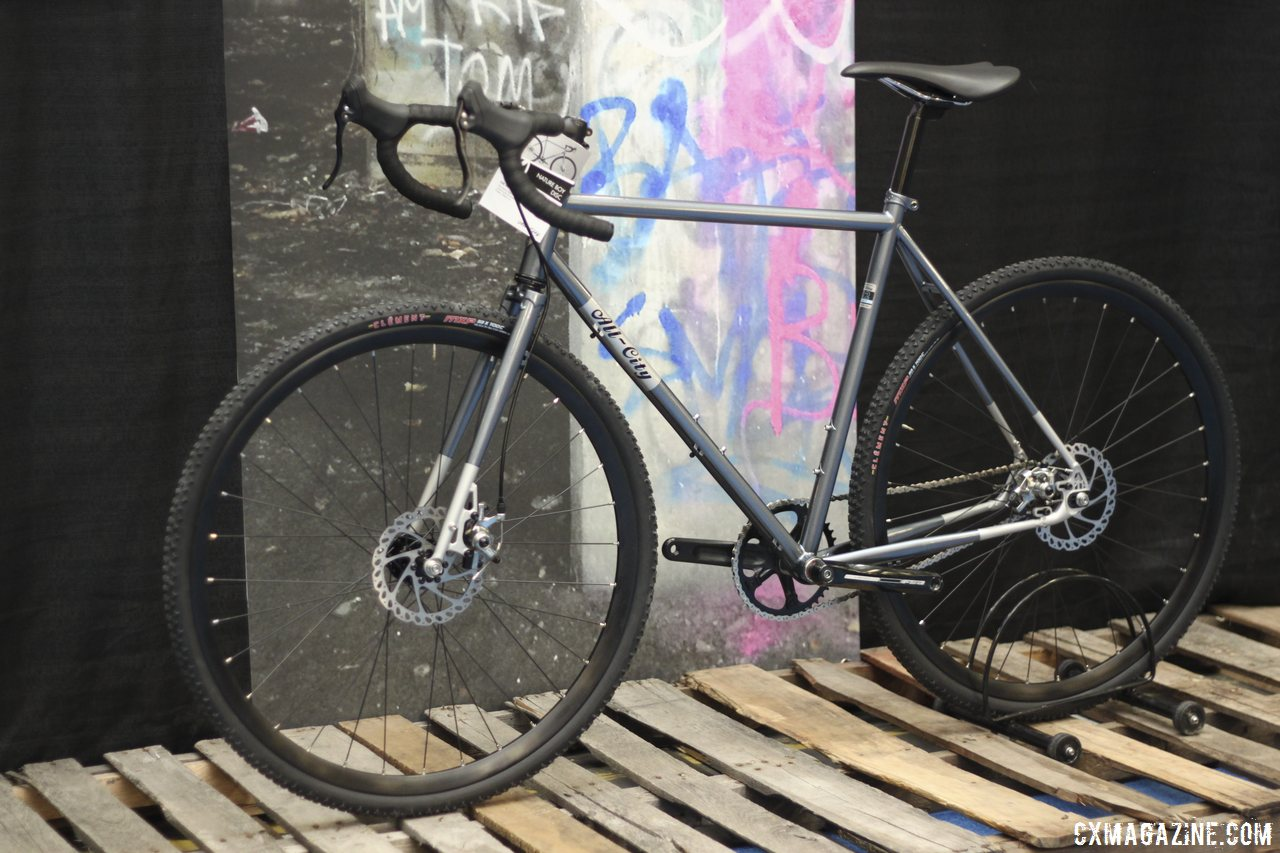 All City Stays Committed To Cantis For 2014 And 2015 Cross Bikes