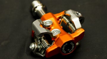 Xpedo's 5.3 cyclocross-oriented SPD-compatible pedal. © Cyclocross Magazine
