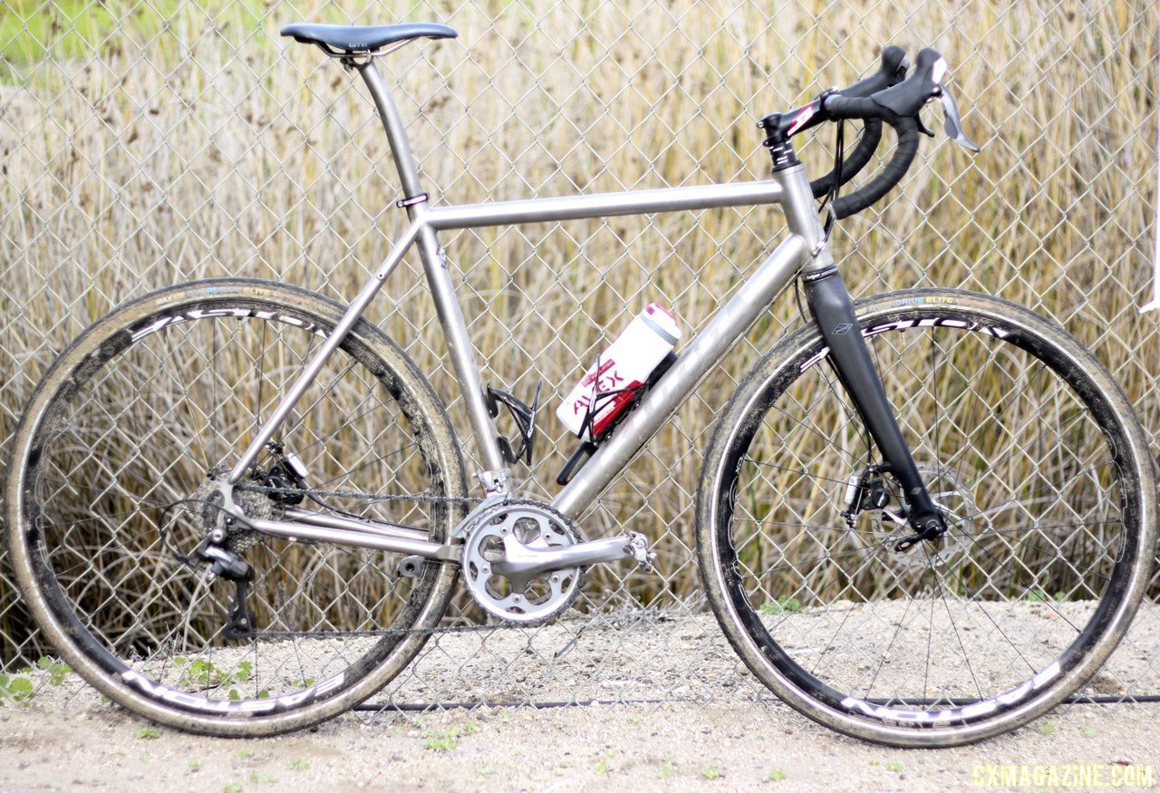 Kona Expands Gravel Bike Line for 2015 with the Titanium Rove — Sea ...
