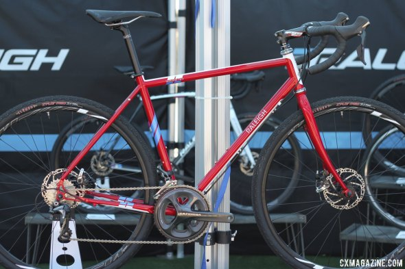 Raleigh 2015 Tamland, a late release in 2013, will come back unchanged for 2015. © Cyclocross Magazine
