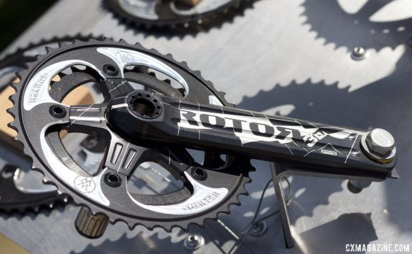 Wick Werks offers multiple cx ring sizes, and has powered Katie Compton. © Cyclocross Magazine