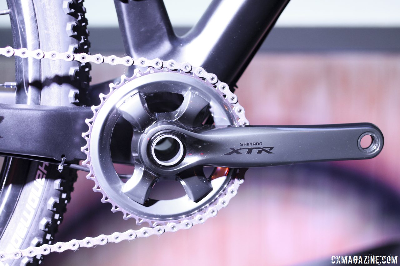 Just Released Shimano Xtr M9000 11 Speeds Chainring And Crankset