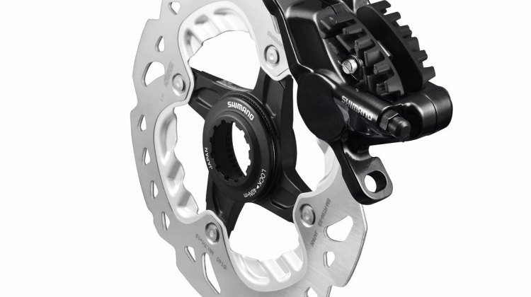 The R785 hydraulic brake has already redesigned for a new hydraulic hose routing.