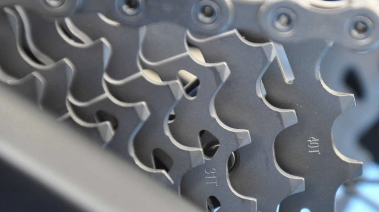Can you use the 11-40t cassette on your cyclocross, adventure or gravel bike?