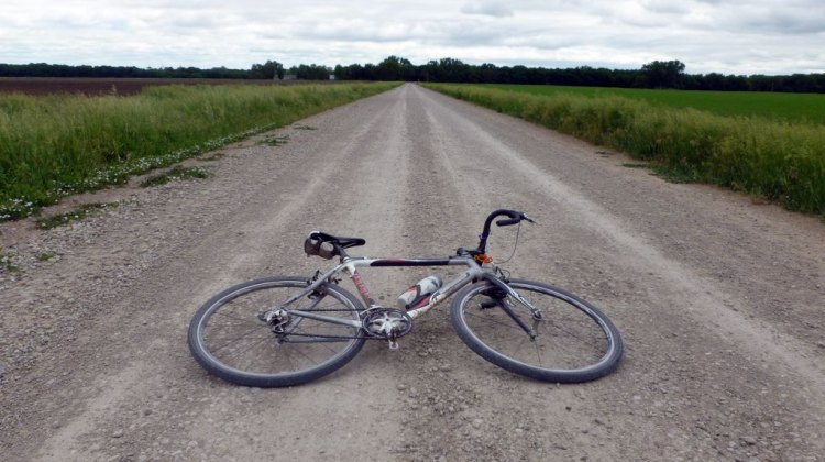 The allure of gravel has produced an increase in interest in gravel rides. © Andrew Vontz