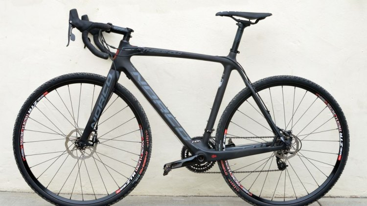 The stealthy Norco Threshold. © Cyclocross Magazine