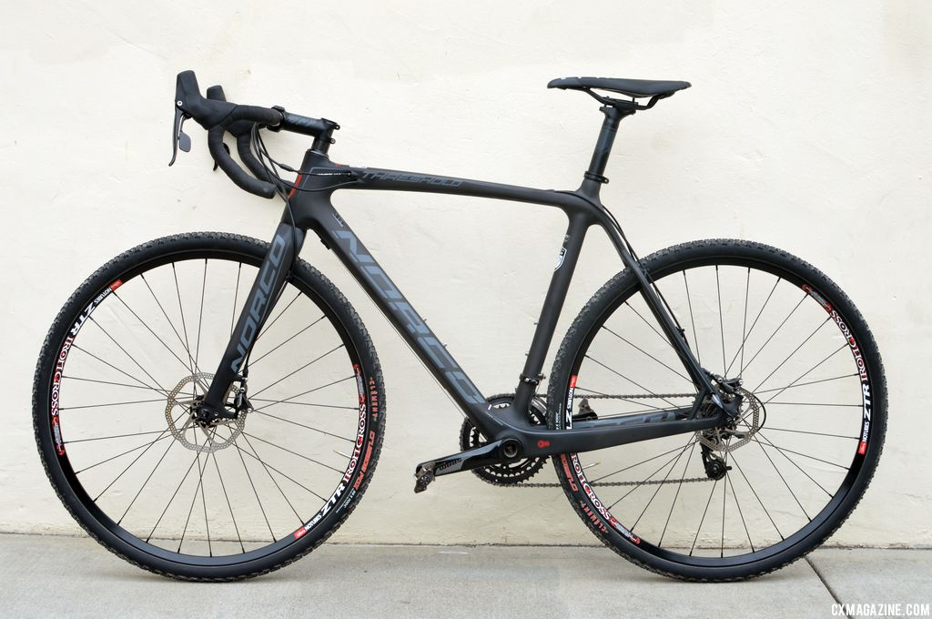 Norco Threshold C1— Cyclocross Bike Review - Cyclocross