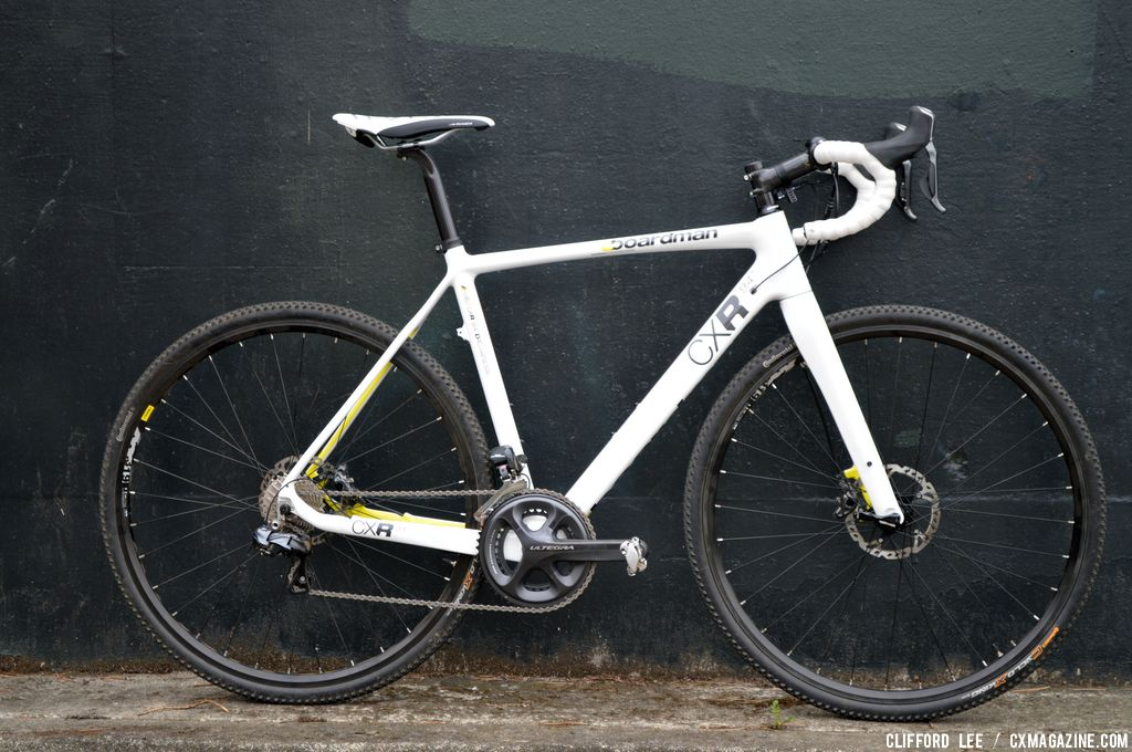 God Save the Queen    And the 'Cross Bikes—Boardman CXR 9 4 First